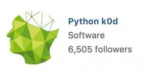 Python k0d